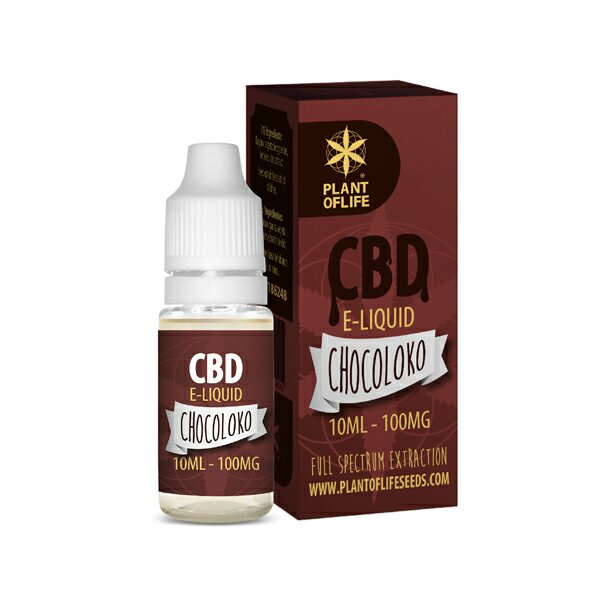 CBD e-liquid Chocoloko 10ml