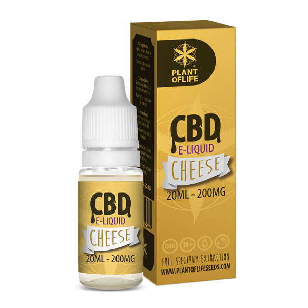CBD e-liquid Cheese 20ml