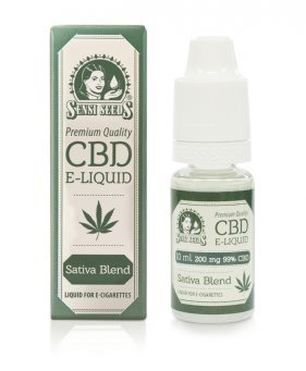 CBD e-liquid 200mg-10ml