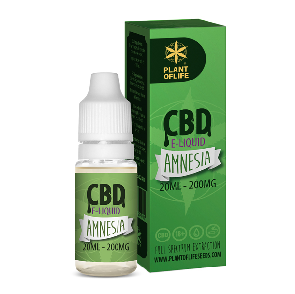 CBD e-liquid Amnesia 20ml