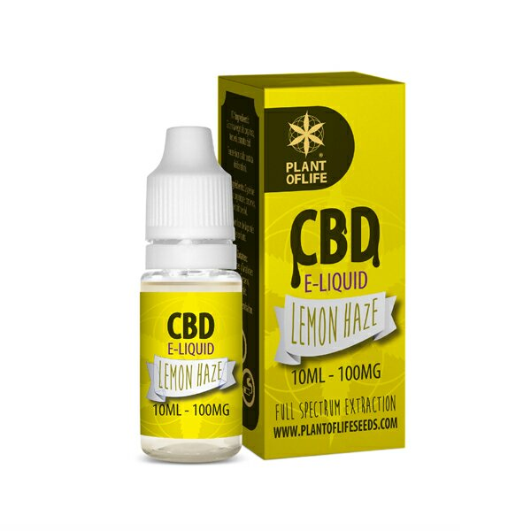 CBD e-liquid Lemon Haze 10ml