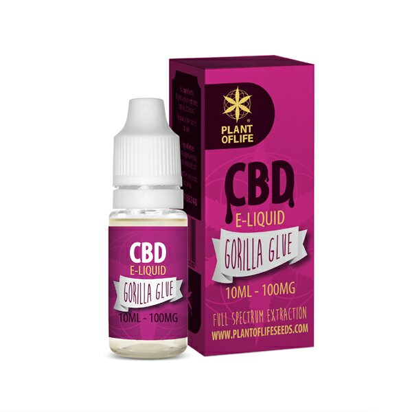 CBD e-liquid Gorilla Glue 10ml