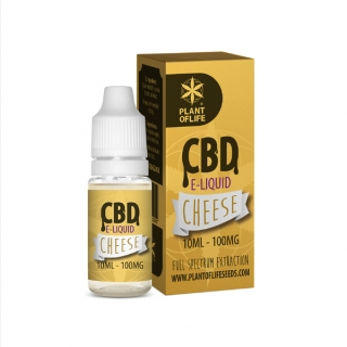 CBD e-liquid Cheese 10ml